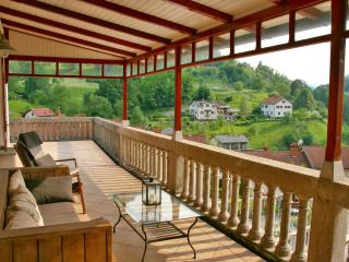 Cozy Condo with Deck and Internet Access - Most na Soci vacation rentals
