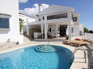 Beautiful holiday home with private pool and magnificent sea views - Benalmadena vacation rentals