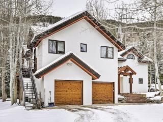 New Listing! Pristine 4BR Vail Chalet w/Wifi, Multiple Living Areas & Breathtaking Mountain Views - Minutes from the Slopes! Close to Parks, Fishing Spots, Fitness Center & More! - Vail vacation rentals