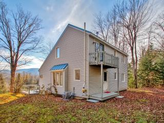 New Listing! Light & Airy 3BR Randolph Home w/Wifi, Spectacular Mountain Views & Private Setting - Near Hiking, Ski Resorts, Lakes, Golf, Dining & Lots of Area Attractions! - Randolph vacation rentals