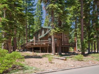 Talmage Tahoe Rental - Hot Tub, Backs to Forest - Agate Bay vacation rentals