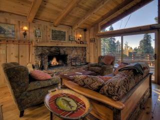 Tash Luxury Lake View Vacation Cabin - Hot Tub - Agate Bay vacation rentals