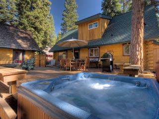 Taylor Dog Friendly Log Cabin - Hot Tub - Agate Bay vacation rentals