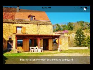 Maison de Montfort/ Vitrac/ Sarlat - Vitrac vacation rentals