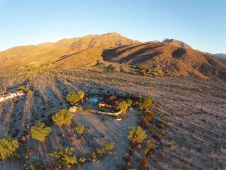House portion of duplex in the desert. - Pacific Beach vacation rentals