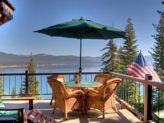 Gardner Lake View Rental Home - Hot Tub - Agate Bay vacation rentals