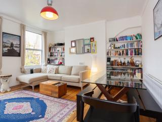 A smart two-bedroom flat in the lively Brixton area. - London vacation rentals