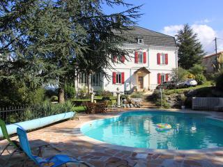 Manoir de caractère avec piscine capacité 15 pers. - Saint-Amans-Soult vacation rentals