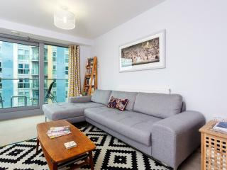 A neat one-bedroom riverside apartment in Battersea. - London vacation rentals