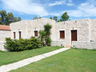 Ktima Petalea: Cottage on Lush Beachfront Property - Gythion vacation rentals