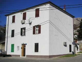 TH02414 Apartments Rodela / One bedroom A3 - Baska vacation rentals