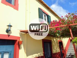 Country House, Terrace, Quiet and Sea View 102 - Faja da Ovelha vacation rentals