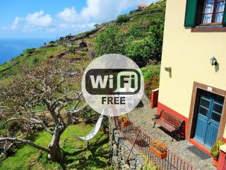 Country House, Terrace, Quiet and Sea View 101 - Faja da Ovelha vacation rentals