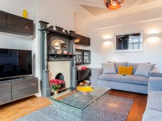 Gorgeous 3 bedroom Apartment in London with Internet Access - London vacation rentals