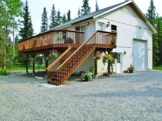NEW! 1BR Kasilof Apartment Right on Kasilof River! - Kasilof vacation rentals