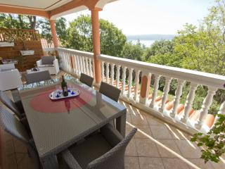TH04215 Apartments Stakic/ Three Bedroom Apartment A1 - Dramalj vacation rentals