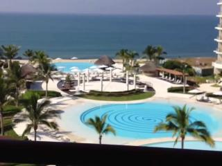 Beachfront Luxury Condo at Delcanto - Nuevo Vallarta vacation rentals