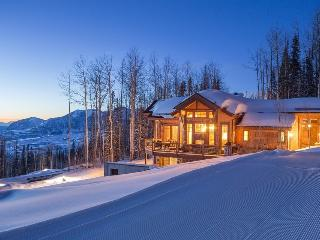 Beautiful, one of a kind 4 bedroom home at the top of the gondola  - Cabin on the Ridge - Mountain Village vacation rentals