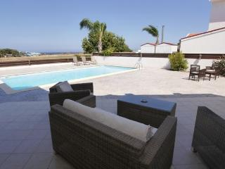 MANVIL26-Large 3 bed viila with pool in protaras - Protaras vacation rentals