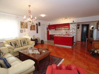 Luxury Beachfront Villa Matista-Red apartment - Slatine vacation rentals