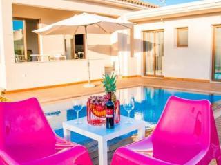 SATVIL01 AYIA NAPA 3 BED VILLA-150m from the sea!! - Ayia Napa vacation rentals