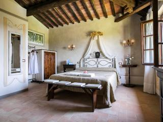 camera matrimoniale con piscina (brunello) - Bettolle vacation rentals