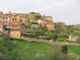 """Les Lucarnes"" - Dordogne Cottage with Lovely View - Belves vacation rentals"
