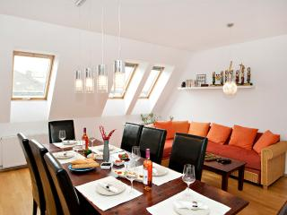Bright Apartment with Internet Access and A/C - Budapest vacation rentals