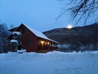 New Log Home near Sugarbush/Mad River Ski Resorts - Starksboro vacation rentals