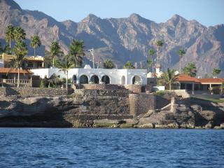 Casa Castaway A Beautiful Waterfront Hacienda! - San Carlos vacation rentals