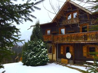 Nice 3 bedroom Montriond Chalet with Washing Machine - Montriond vacation rentals