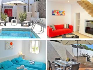 Helles Designhaus mit Privatpool für 6 Personen - Llubi vacation rentals