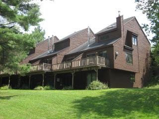 Burke Mtn Condo Steps Away From Lift and Lodge - East Burke vacation rentals