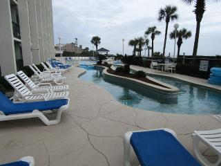 Oceanfront Resort with 3 Pools, 2 lazy rivers - Myrtle Beach vacation rentals