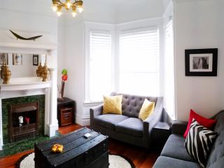 Charming 3 bedroom Vacation Rental in San Francisco - San Francisco vacation rentals