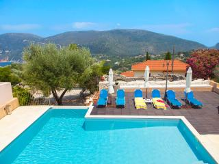 Villa with swimming pool and Ancient Venue - Platrithias vacation rentals