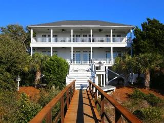 "3310 Palmetto Blvd - "" The Great Escape"" - Edisto Beach vacation rentals"
