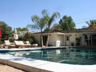 Steps Away from the Ojai Valley Inn - 30day rental - Ojai vacation rentals