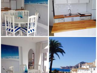 nautical but nice, sea view apartment in old town - Altea vacation rentals