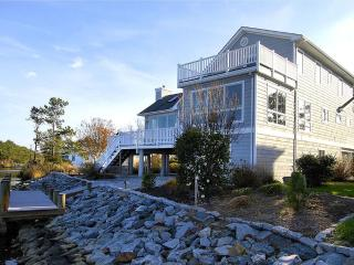 Comfortable custom built 3 level contemporary home with unparalleled views overlooking The Salt Pond. - Bethany Beach vacation rentals