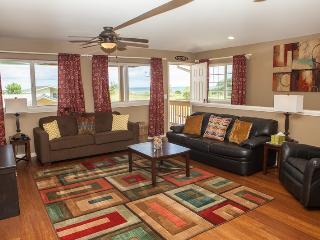 Ocean Vista House(5bd) - ocean views, near PCC - Laie vacation rentals