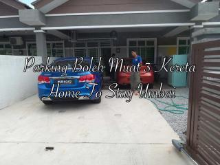 Homestay Umbai (Home To Stay Umbai) - Kampung Bukit Katil vacation rentals