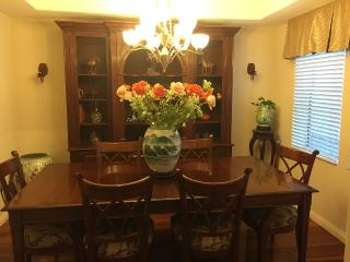 Comfortable family retreat in southern CaLifornia - Arcadia vacation rentals
