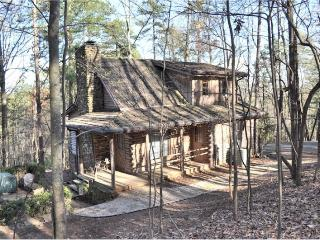 Timber Ridge Log Cabin in Big Canoe Resort - Jasper vacation rentals