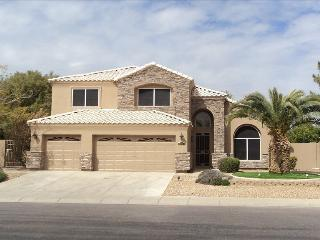 Executive Home Custom Pool Backing Golf Course - Phoenix vacation rentals