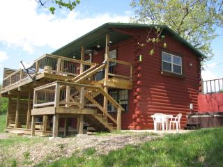 Cabins View - Eureka Springs vacation rentals