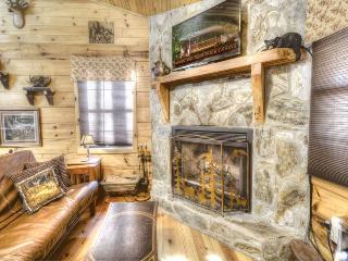 Cozy 2 bedroom Ellijay Condo with Deck - Ellijay vacation rentals