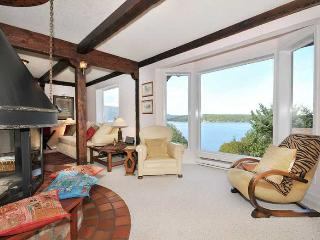 Unique 4 Bedroom Sidney Area Ocean Front Home with Beach Access - Sidney vacation rentals