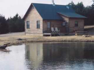 Wild West - Cedar Creek Cabins - Sulphur vacation rentals