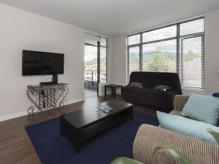 Secure Executive 1 Bedroom/Den Close to Sea Bus - North Vancouver vacation rentals